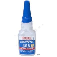 Loctite 406 (Bonding rubber / Plastics)