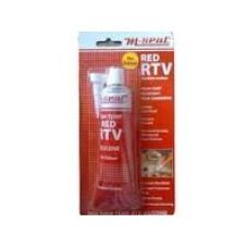 RTV Silicon Sealant High Temperature (M-Seal) (Red)