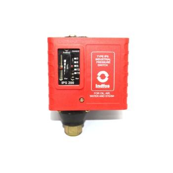 Indfos Compressor Pressure Switch IPS 200